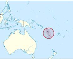 Землетрясение на острове Вануату 25 июня 2015