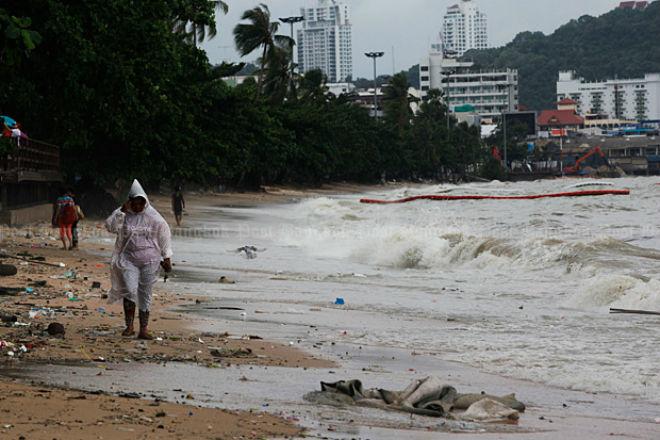 Наводнение в Таиланде 15 сентября 2015