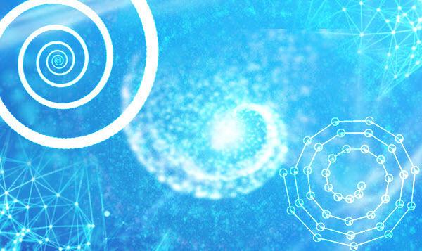 Spirálovité struktury elementárních částic