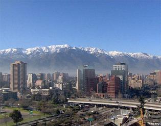 Землетрясение в Чили 12 августа 2015