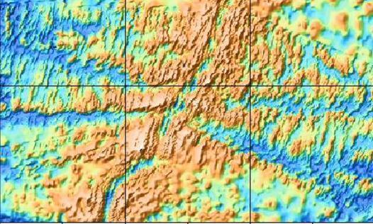 Землетрясения в Индийском Антарктическом хребте 01 января 2016