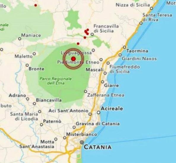 Землетрясения в Италии 08 декабря 2015