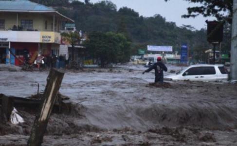 Наводнение в Кении 02 ноября 2015